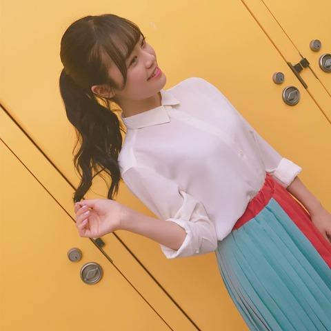 【朗報】あおいたんのお●ぱいがゆっさゆっさwww【HKT48・本村碧唯】