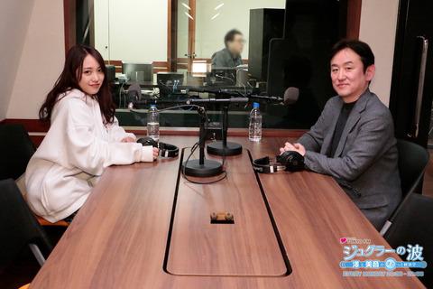 【悲報】AKB48新曲「失恋、ありがとう」の初解禁が総監督向井地美音出演の誰も聴いてない経済ラジオ