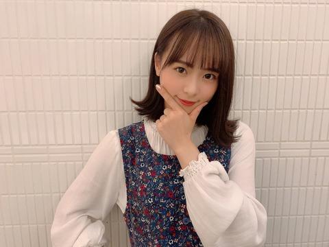 【AKB48】倉野尾成美「一回は金髪にしてみたい」