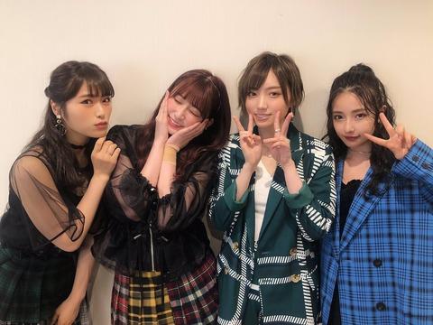 【NMB48】もし顔が太田夢莉、胸が上西怜、脚が吉田朱里、握手対応が白間美瑠なメンバーがいたら・・・