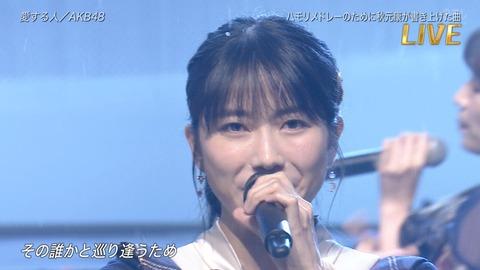 【画像】 ゆいはんの老けっぷりが衝撃なんだが・・・【AKB48・横山由依】