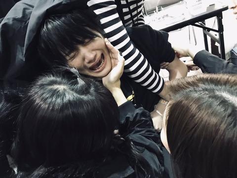 【NMB48】もうこれほぼ集団レ◯プだろ…【城恵理子】
