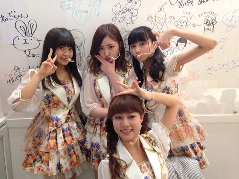 【AKB48】相笠萌「板野友美さんに似てるって言われるのが嫌。自分らしさを出したい。」