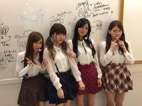 【AKB48】不人気メンバーの集客力低下が深刻化、あん誰で定員割れが頻繁に起きてる問題