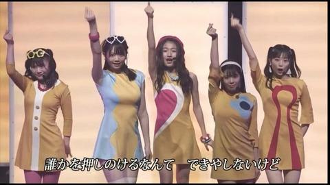 【朗報】NMB48次世代センター黒田楓和さんのお〇ぱいがでかすぎると話題に