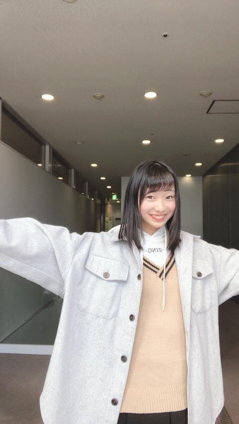 【NMB48】三宅ゆりあちゃんのま○毛wwwwww