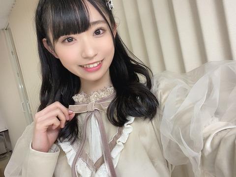 【画像】「今、地球で一番カワイイ」話題の美少女・ AKB48山内瑞葵(18歳)