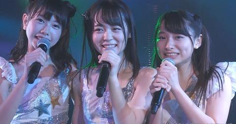 【AKB48】ドラ2に新三銃士が爆誕!!!【14歳】