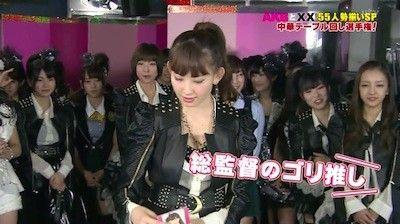 AKB48G最強のスペックは誰?