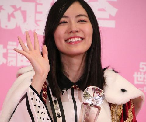 【悲報】松井珠理奈さん、AKB48 54thシングルでまさかの選抜落ち