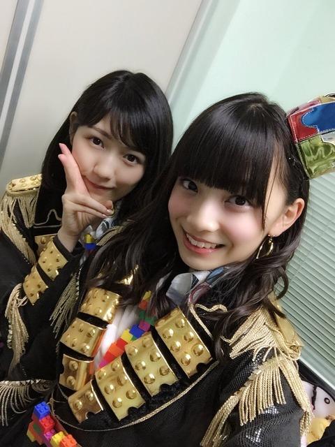 【AKB48G】意外なメンバー同士の写メをお恵みください