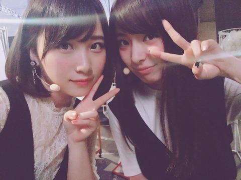 【AKB48】たかじゅりととむちゃん、どっちと付き合いたい?【高橋朱里・武藤十夢】
