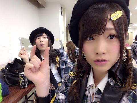 【AKB48】次期総監督の横山由依の相関関係を教えて下さい