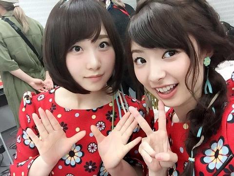 【AKB48】12期のエースって結局高橋朱里と武藤十夢のどっち?