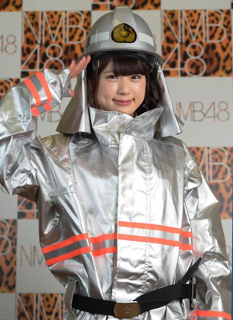 消防団「若い人が入ってくれない」→渋谷凪咲「アイドルグループ消防団ズを作りましょう」