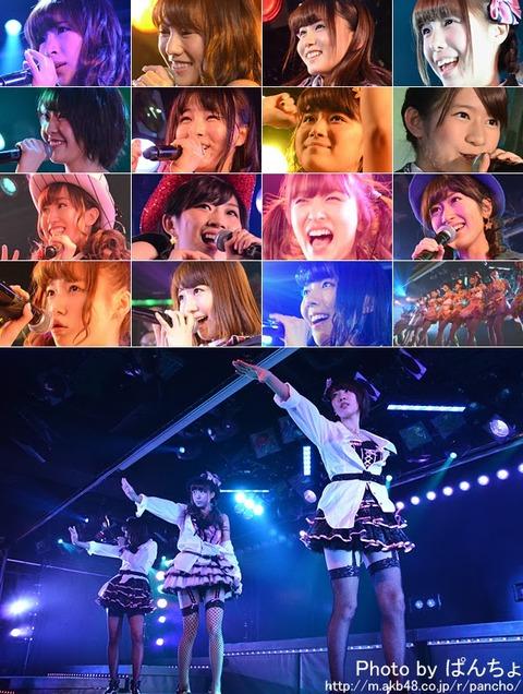 【AKB48】チームBって選抜不在でも謎の豪華感があるよね