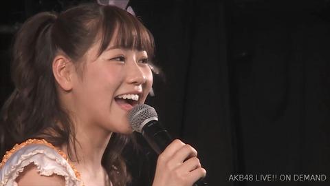 【AKB48】西野未姫「卒業発表から7キロ痩せた」