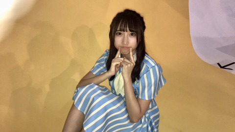 【STU48】薮下楓ちゃんの水着グラビアが早く見たいんだが