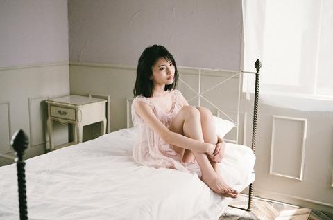 【AKB48】この福岡聖菜ちゃんパンツ履いてないだろ?
