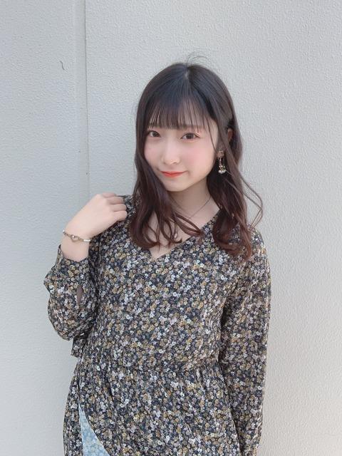 【悲報】NMB48堀ノ内百香、SHOWROOMで卒業発表