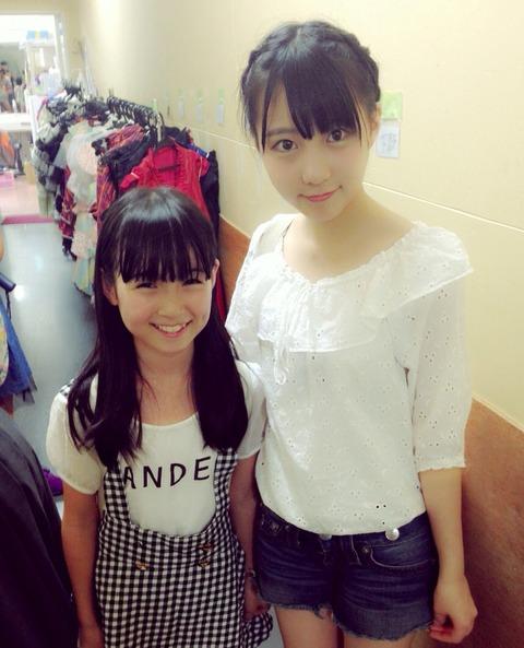 【HKT48】田中美久ちゃんがいつの間にかめっちゃお姉さんになってるwwwww
