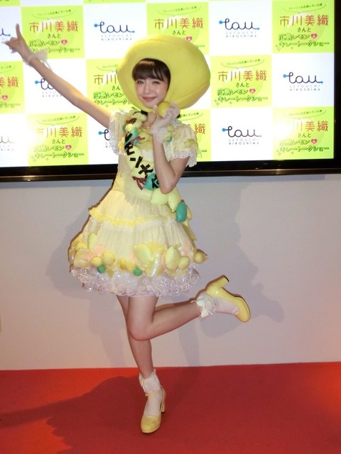 """【NMB48】市川美織の高いプロ意識、先輩も認めた""""アイドル"""""""