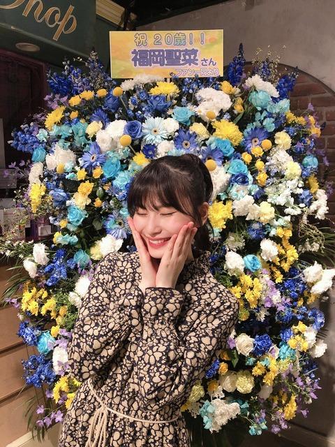 【AKB48】兼任でもないのに1年に2度生誕祭をやるメンバーがいるらしい