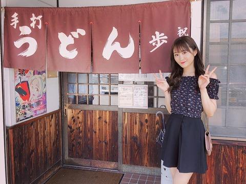 【NMB48】うどんの日にうどんの国のお姫様がうどんを食べる【川上礼奈】