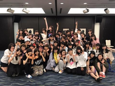 【SHOWROOM】「ハイサーイ!NMB48みんなで沖縄から生配信!」が最高だった