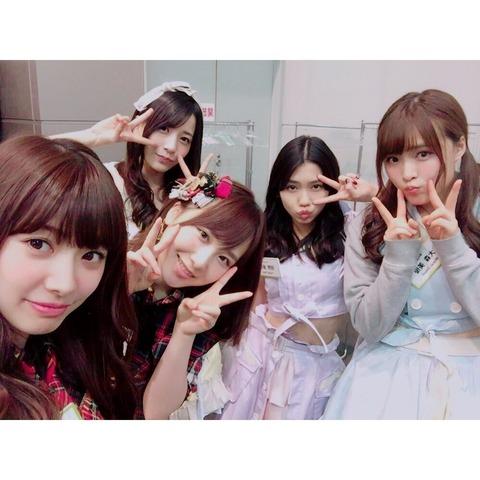 【AKB48】12期で一番ルックスいいのって誰だと思う?