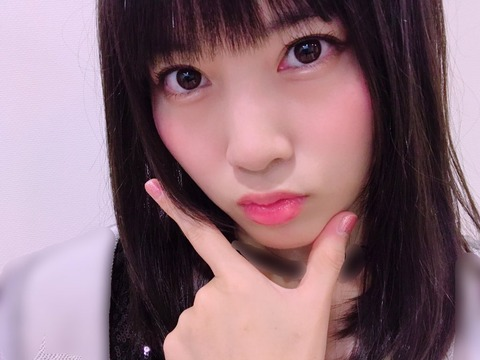 【AKB48】岡部麟「IZ*ONEの活躍にチーム8や他のチームの先輩方も『ヤバイな』って思っている」