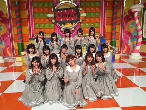 【AKBINGO】AKB48の「青春時計」選抜キタ━━━(゚∀゚)━━━!!