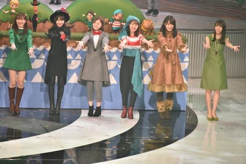 【NHK紅白歌合戦】「夢のキッズショー~平成、その先へ~」でAKB坂道合同ユニット