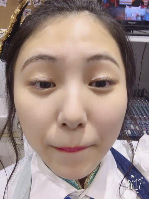 【SKE48】菅原茉椰「今日はアイプチして出ます!許してぇええ」