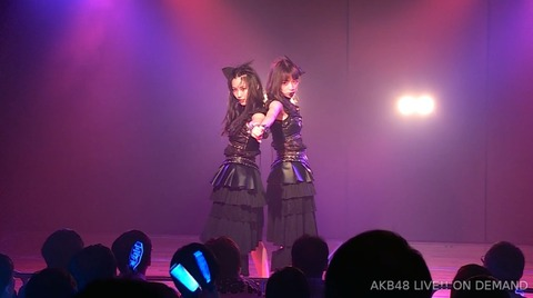 【AKB48】愛しさのアクセルは元々1人の曲なのになんで2人でやるようになったの?