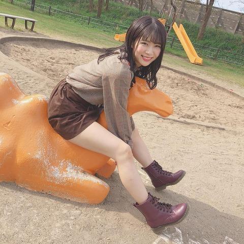 【NGT48】奈良未遥の悩殺太もも!ラクダのコブがあんなトコロに・・・