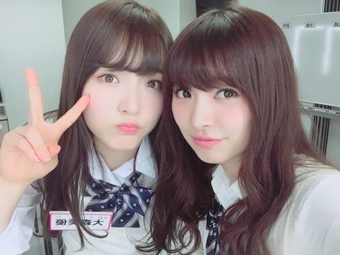 【AKB48】武藤十夢も「若い子たちに負けないように頑張る」って言う歳になったんだな