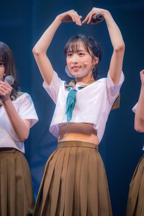 【AKB48】ゆいゆいのブラチラキタ━━━━(゚∀゚)━━━━!!【小栗有以】