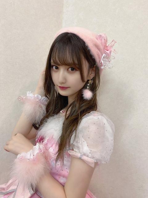 【朗報】NMB48山本望叶ちゃん24thシングルで選抜復帰!!!
