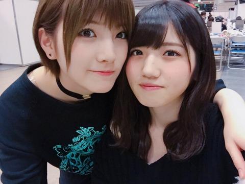 【AKB48】ゆうなぁとかいう最強コンビ【岡田奈々・村山彩希】
