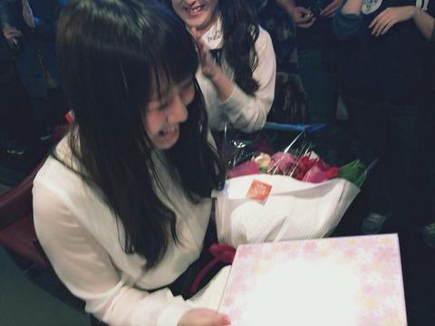 【AKB48】名取稚菜が12/20に卒業公演終えたのにスレすら立ってないってどういう事だよ!思い出とかあるだろ?