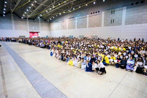 【画像】HKT48指原莉乃がヲタと後輩とスタッフを11年間大切にした結果がこれ
