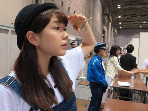 【悲報】HKT48村重杏奈の握手会が過疎wwwwww