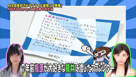 【AKB48G】ファンレター、プレゼントについて