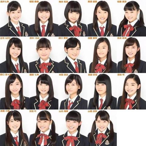 【AKB48】16期が次々に脱退していくけど、次に辞めそうなメンバーは誰?