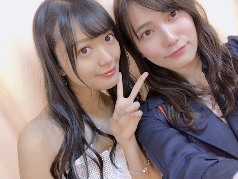 【AKB48】入山杏奈「メキシコ行くのを事前に知らせたのはゆりあ、りっちゃん、まりんちゃん、りえさん、ゆいはん」