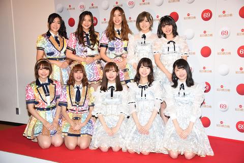 【悲報】NHK紅白歌合戦AKB48選抜に松井珠理奈と中井りか・・・