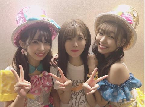 【SKE48】リクエストアワー 1位は松村香織&須田亜香里の「ここで一発」