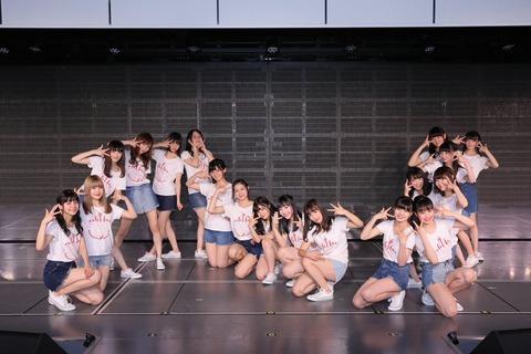 【悲報】NGT48メンバー、公演が当たらないというオタにお互い同伴を推奨