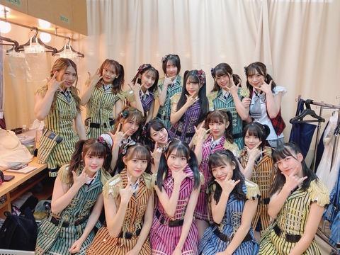 【AKB48】込山キャプテン不在のチームKをご覧ください